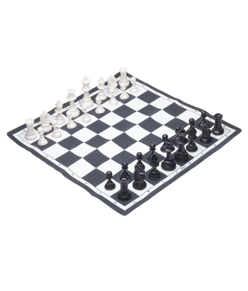 V22 Regular Wooden Chess