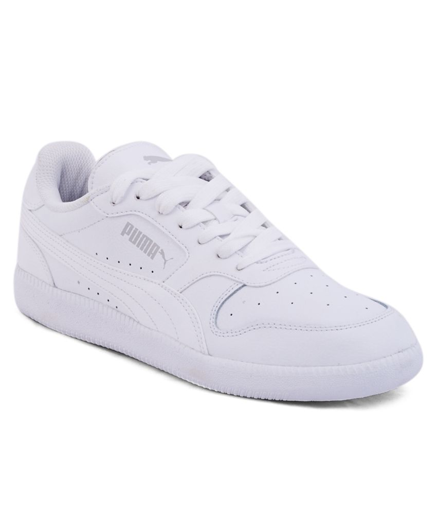 White Sneakers Shoes India