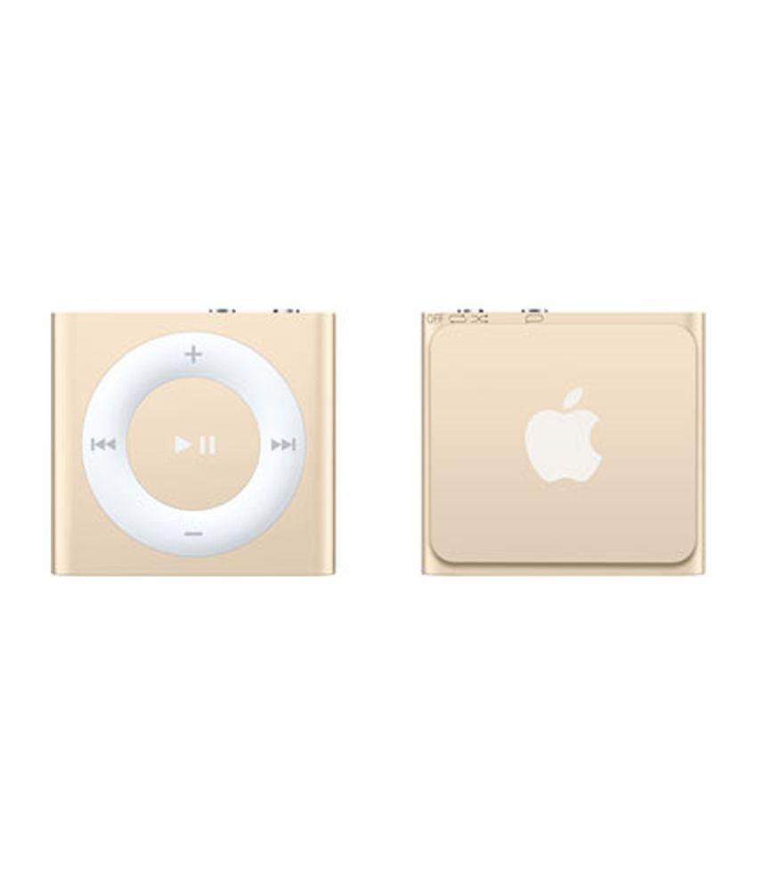 Apple Ipod Shuffle 2gb - Gold