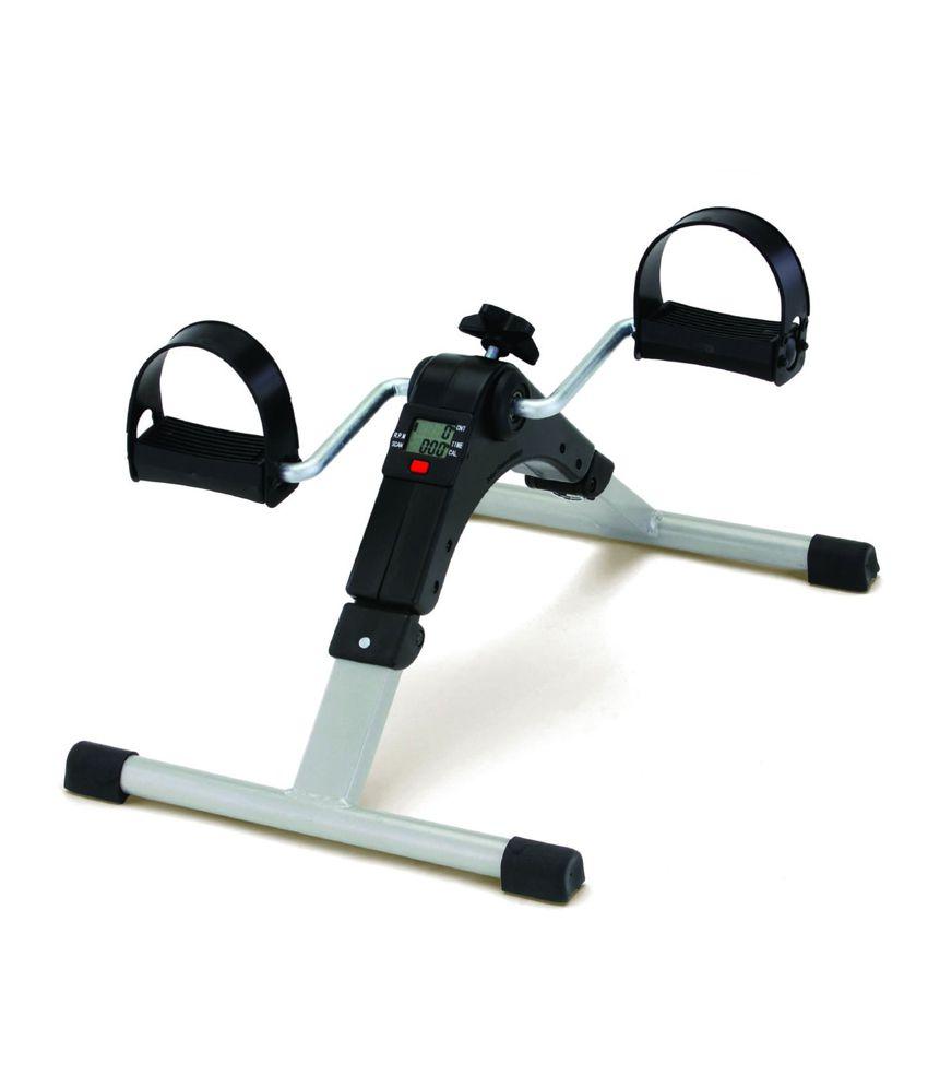 landmark black home mini pedal exerciser bike buy online. Black Bedroom Furniture Sets. Home Design Ideas