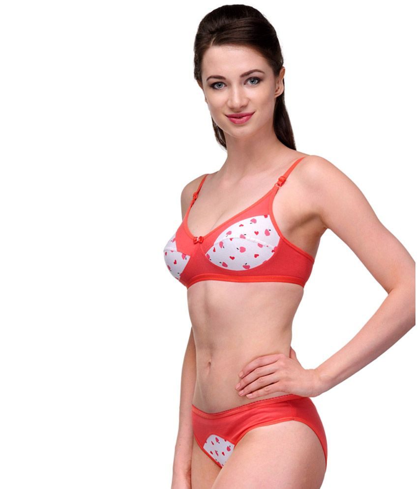 Buy Softskin Multi Color Cotton Bra   Panty Sets Pack of 3 Online at ... 4633e313f