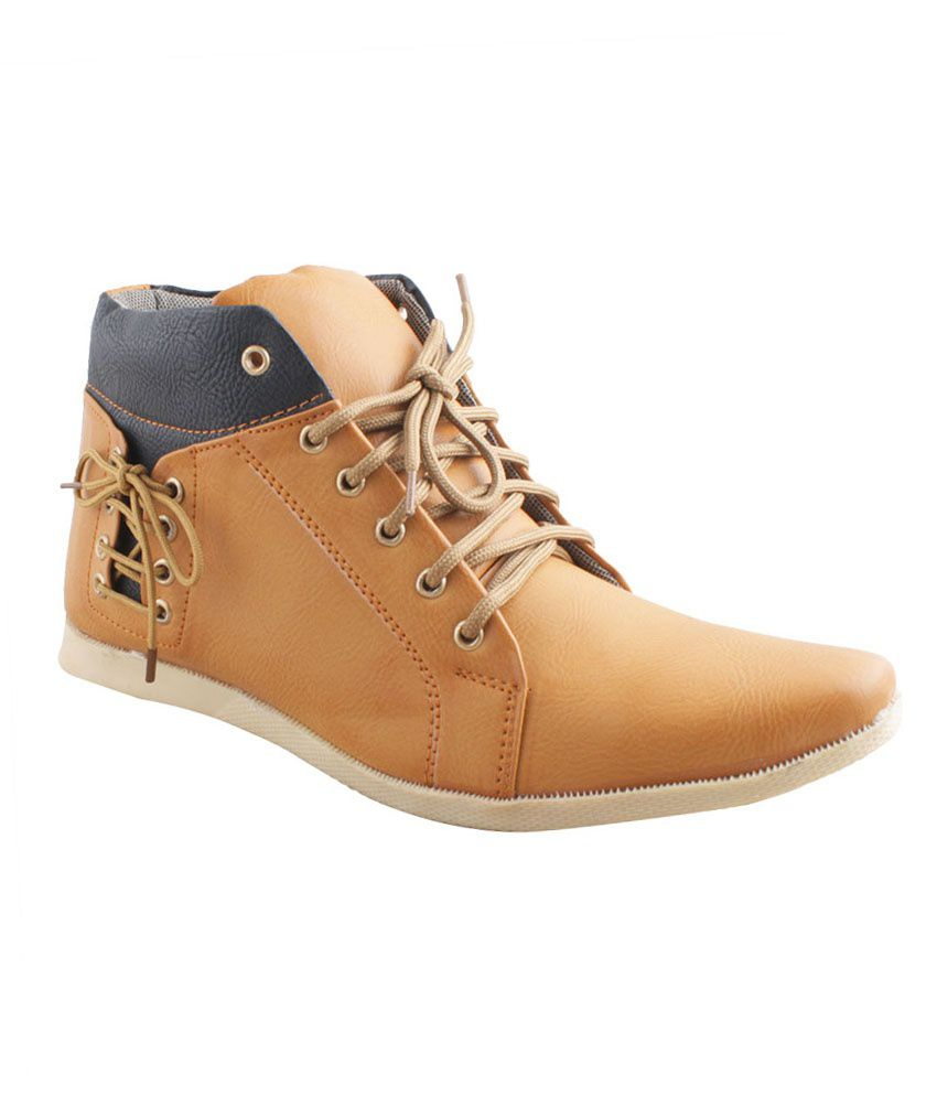 Euro Reel Shoes Brown Boots