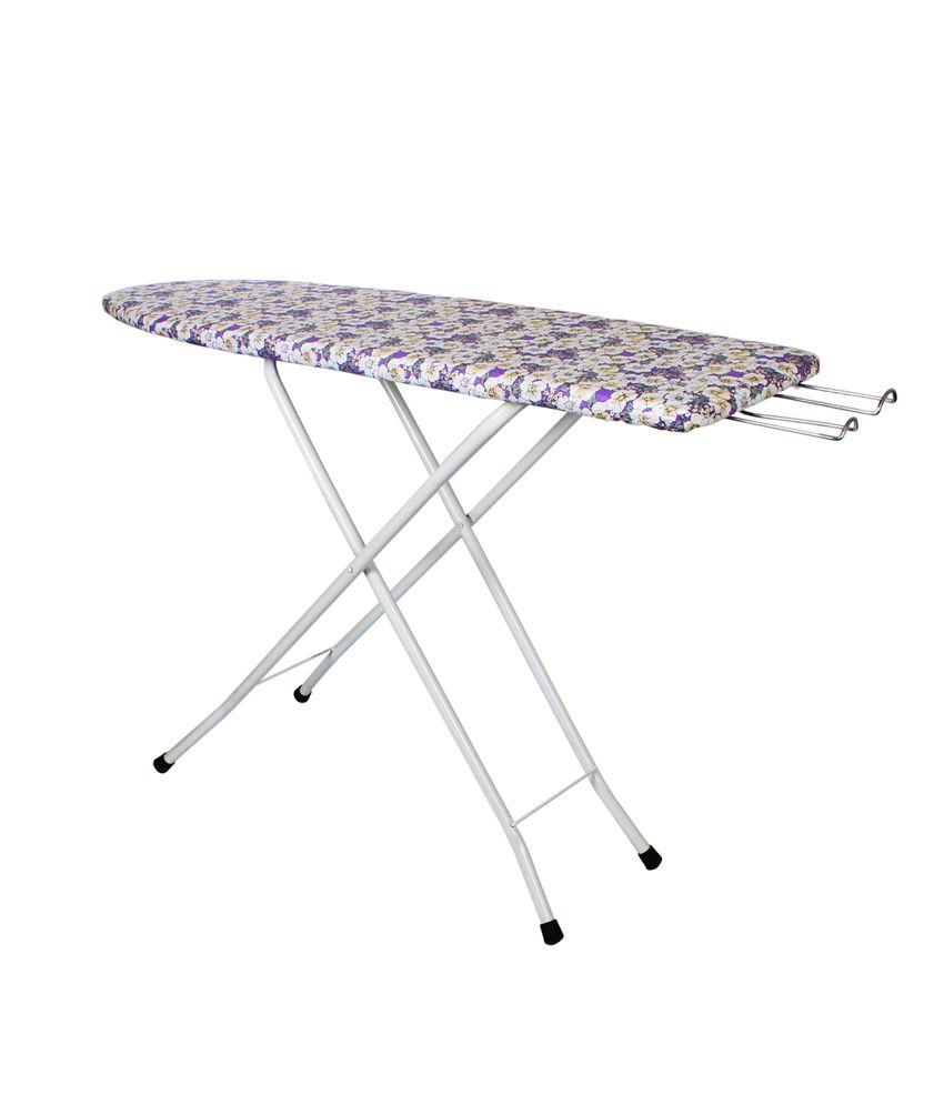 Steel Art Textured Ironing Table