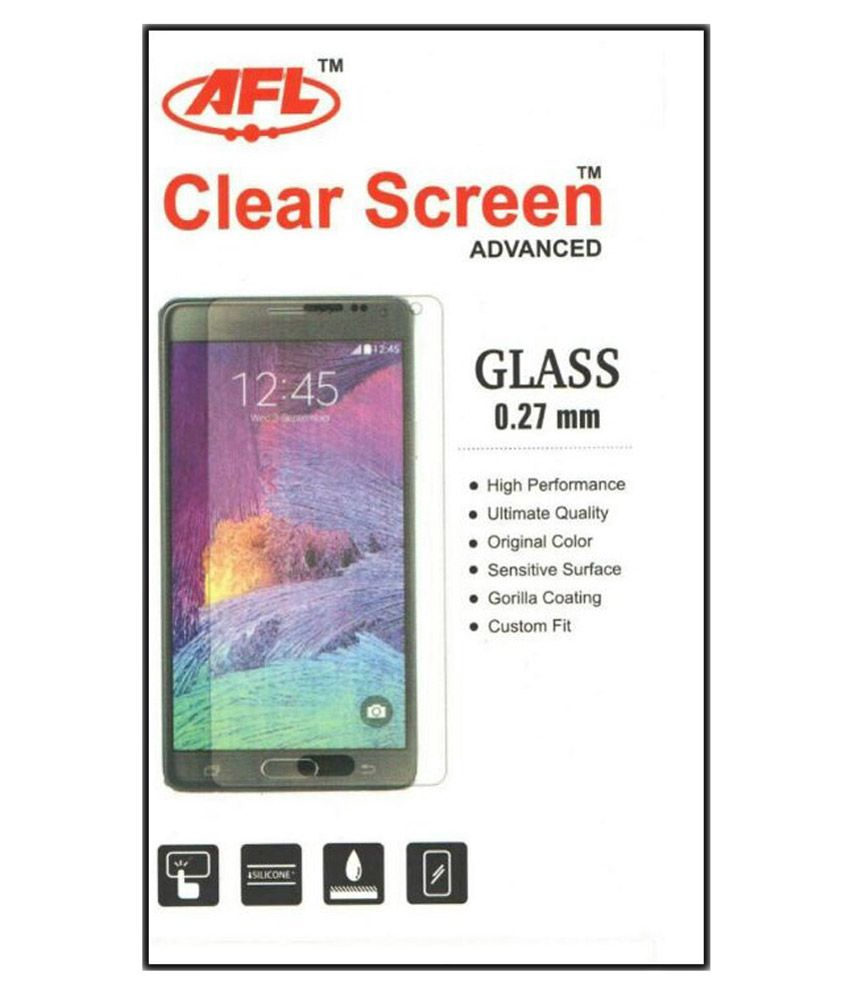AFL 9h HD Tempered Glass Screen Guard for ASUS ZENPHONE 5