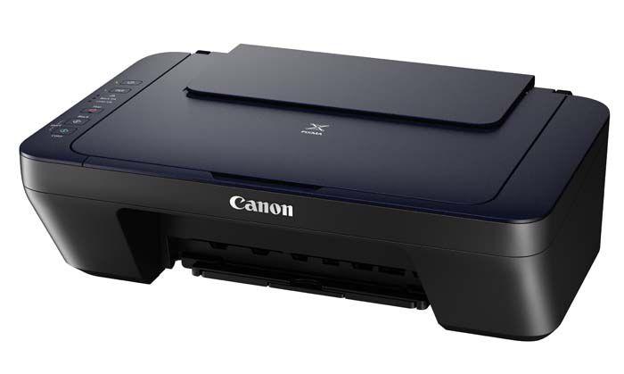 Canon Pixma E460 Wireless PrintScanCopy Cloud Print Color Inkjet Printer