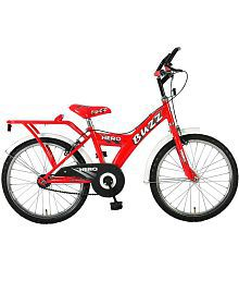 Hero Red & Black Buzz 20T Junior Bicycle