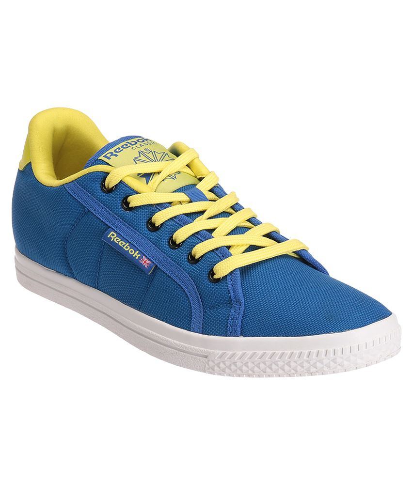 8b18e771c8f8 Reebok Blue Sneaker Shoes Price in India