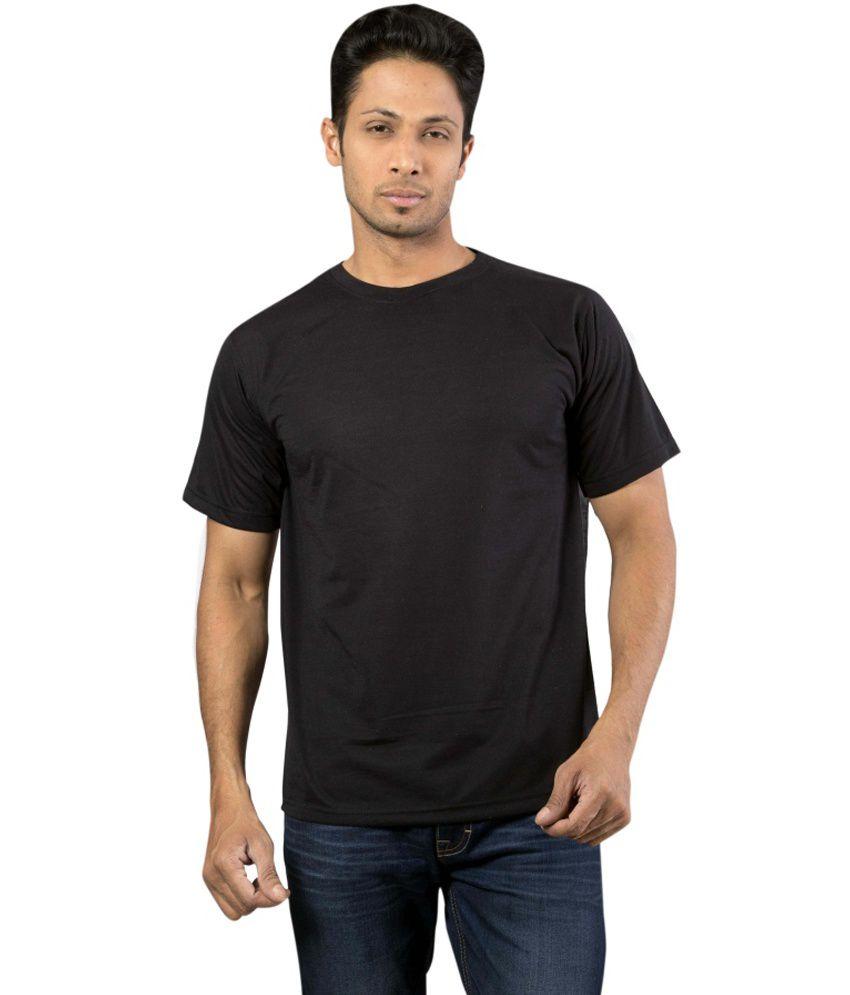 Frame Black Cotton Basics T-shirts