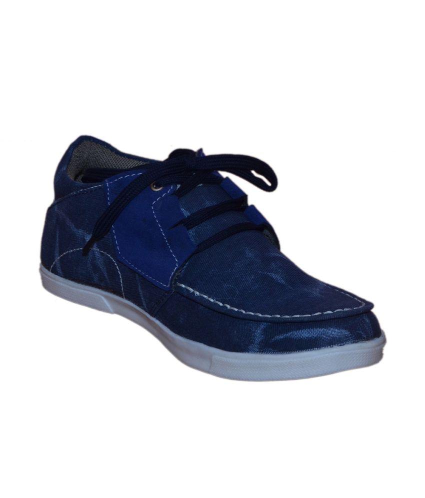 docasto blue casual shoes buy docasto blue casual shoes