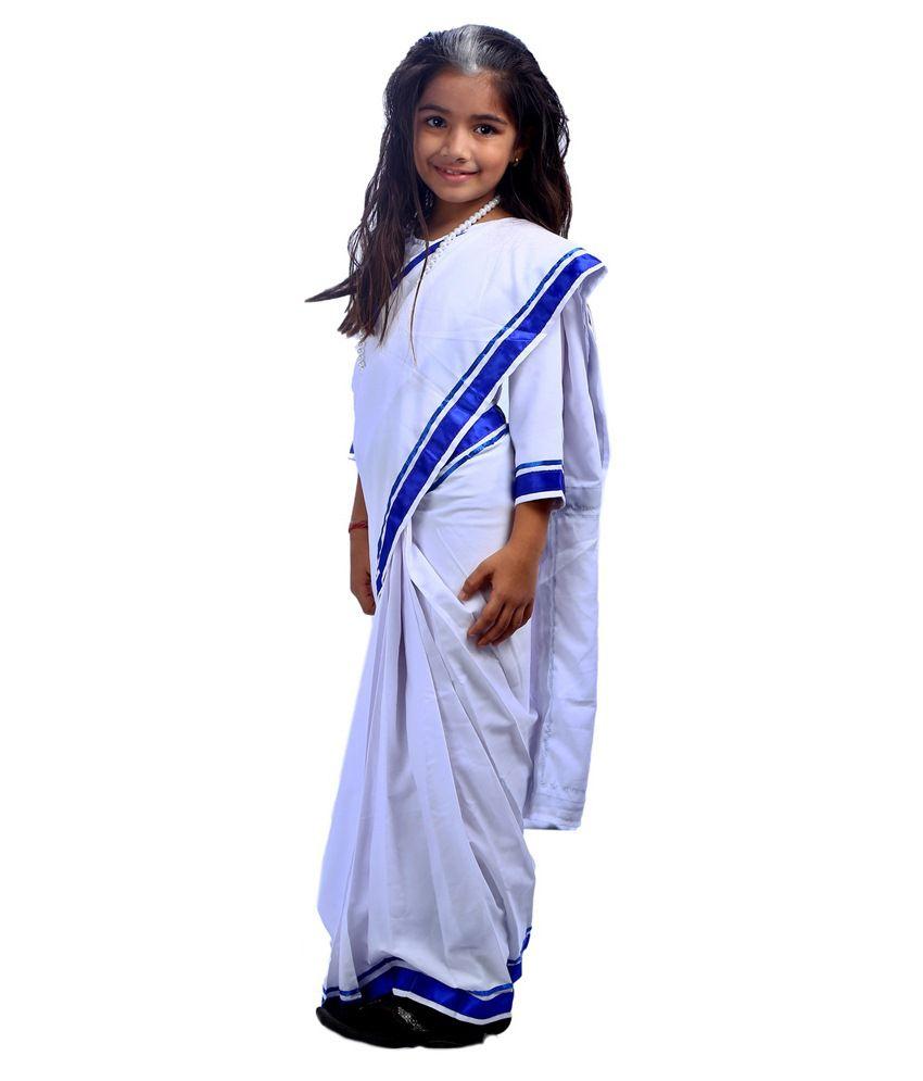sbd indira gandhi fancy dress for kids buy sbd indira gandhi