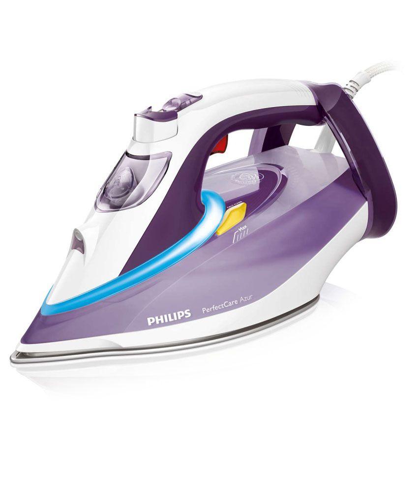 Philips 4912 Steam Iron Purple