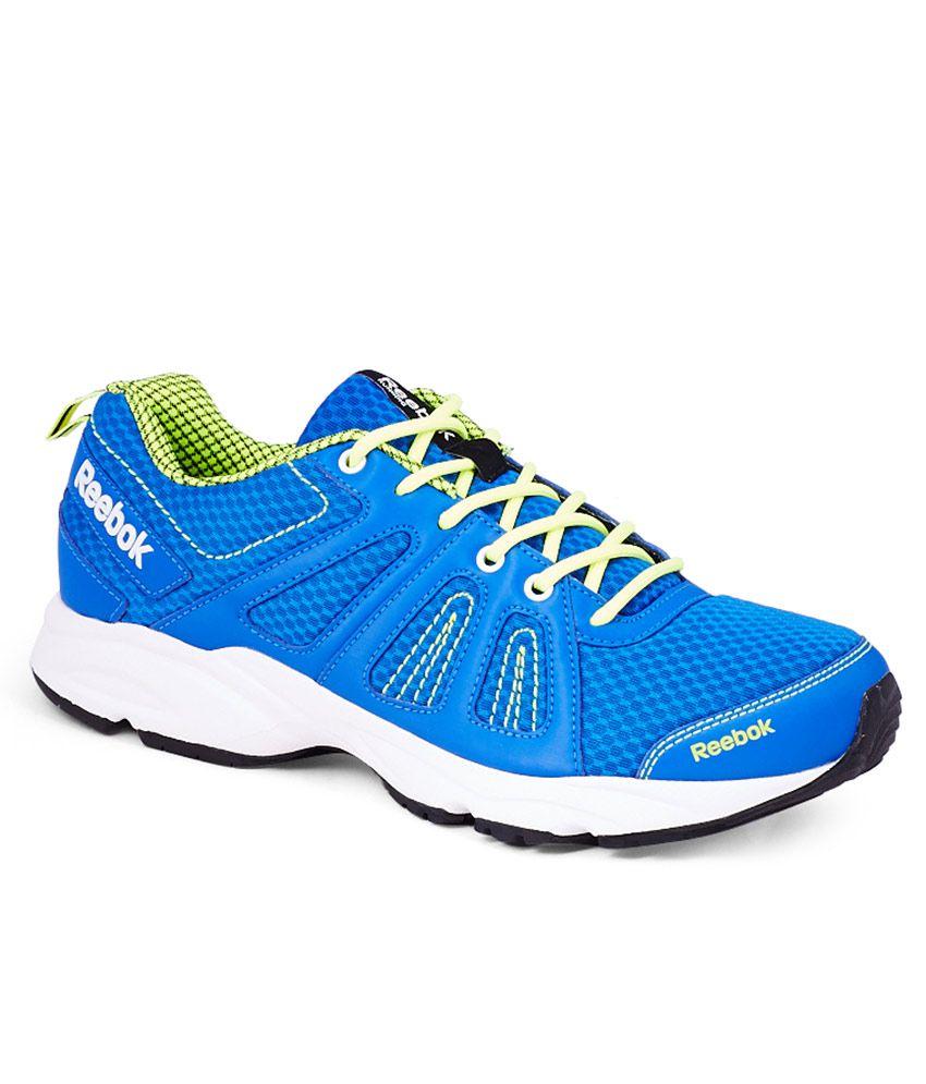 Reebok Fast N Quick Lp Blue Sport Shoes