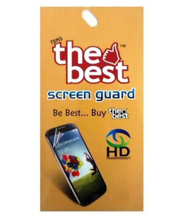 Micromax A117 Matte Screen Guard by The Best