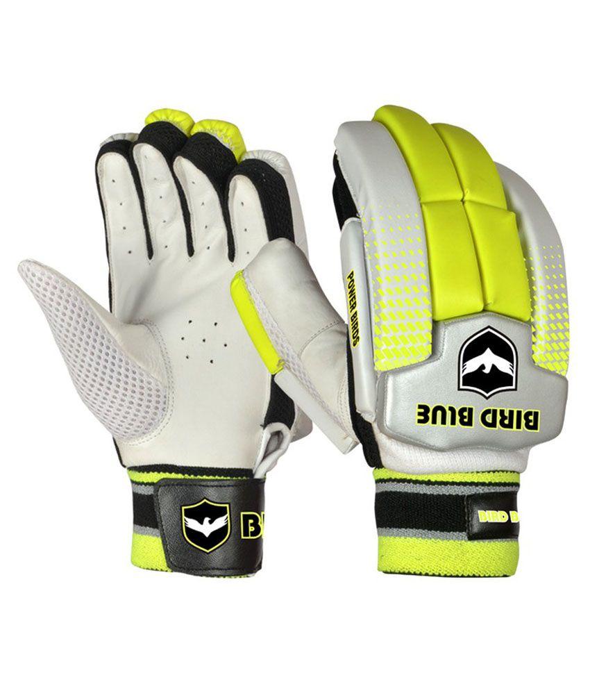 Birdblue Pu Batting Gloves