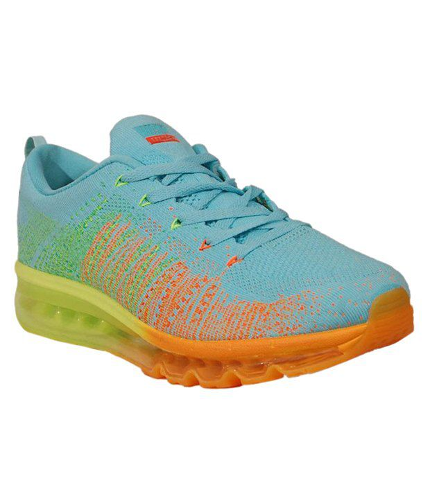 Footlong Blue Running Sports Shoes
