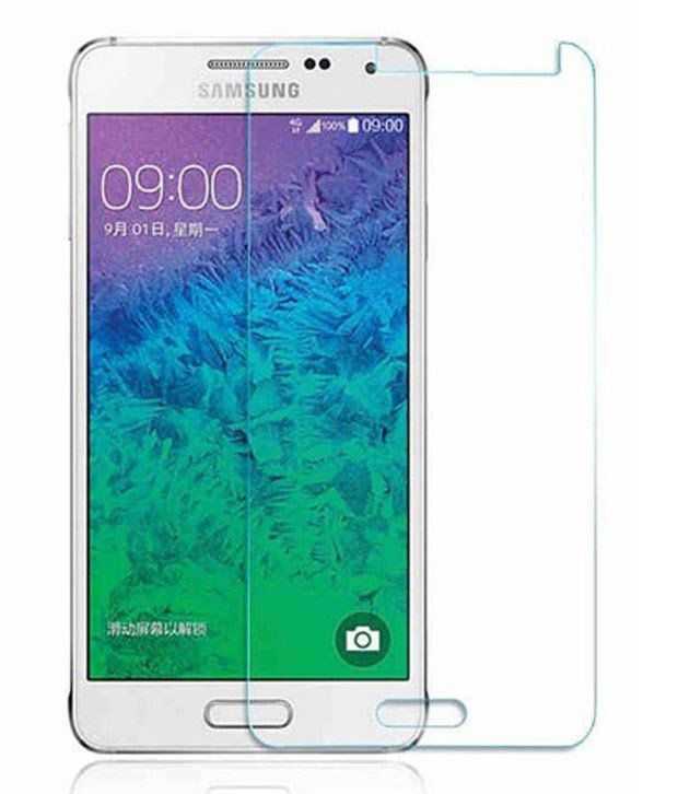 Samsung Galaxy J1 Tempered Glass Screen Guard by ZYME
