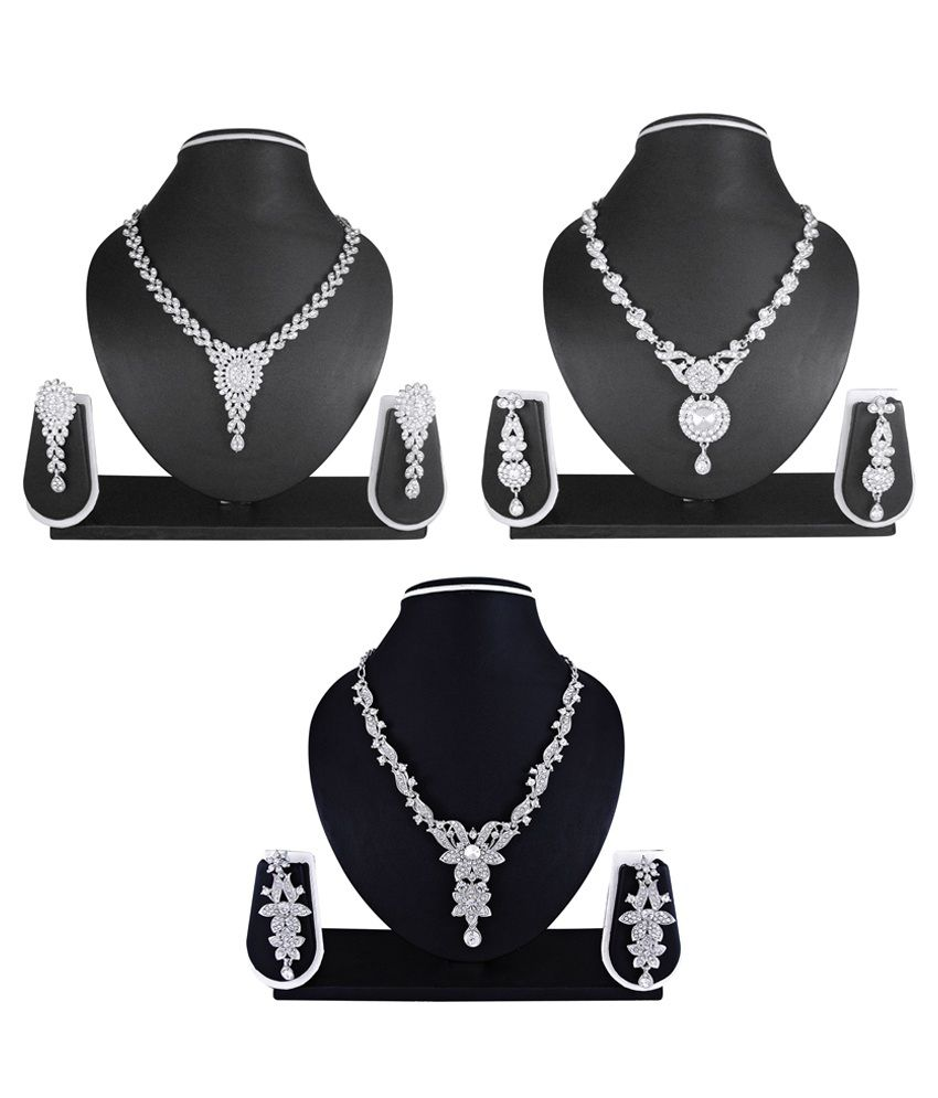 Atasi International Combo Necklace Sets