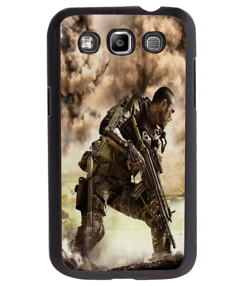 check out 8f5be 2ca5c Fuson 2D Printed Back Cover for Samsung Galaxy Grand Quattro - i8552 ...