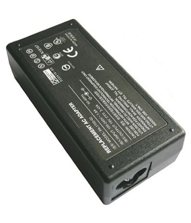 Lapster 65 W Adapter For Lenovo g530 g530-4446-25u g550-2958 19V 3.42A - Black