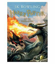 Harry Potter And The Goblet Of Fire - New Jacket Paperback (English)