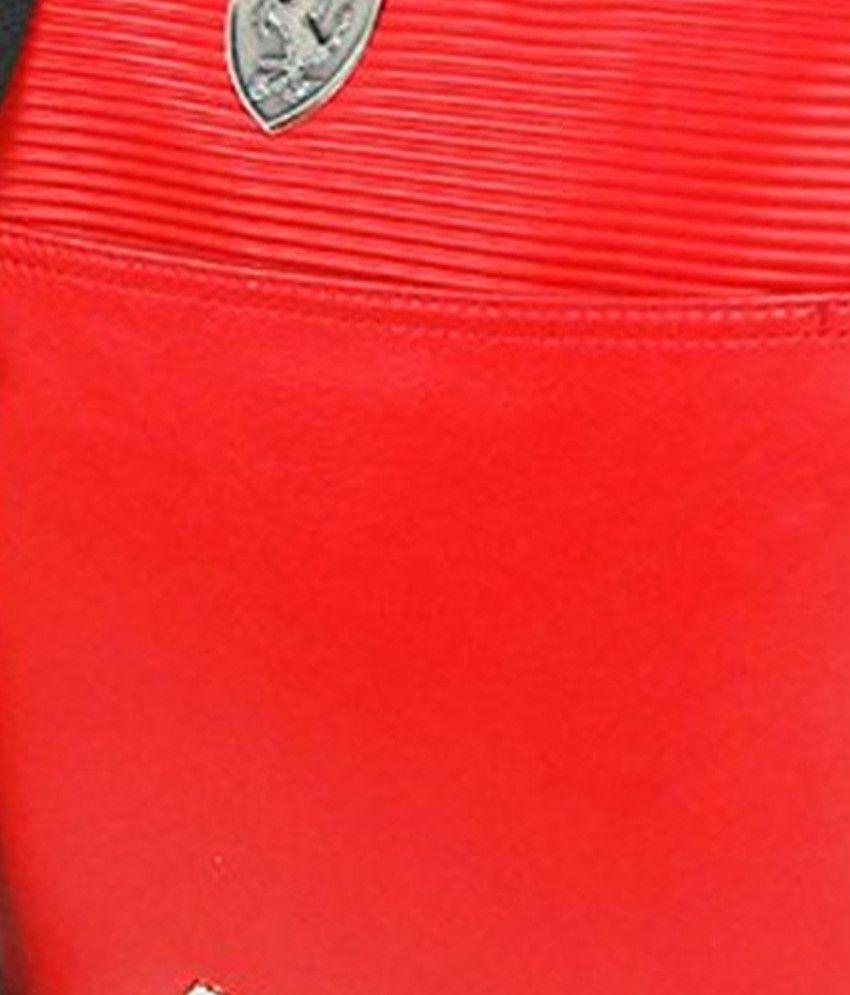 5137744b995 Puma Ferrari 7348902 Red Sling Bag - Buy Puma Ferrari 7348902 Red ...
