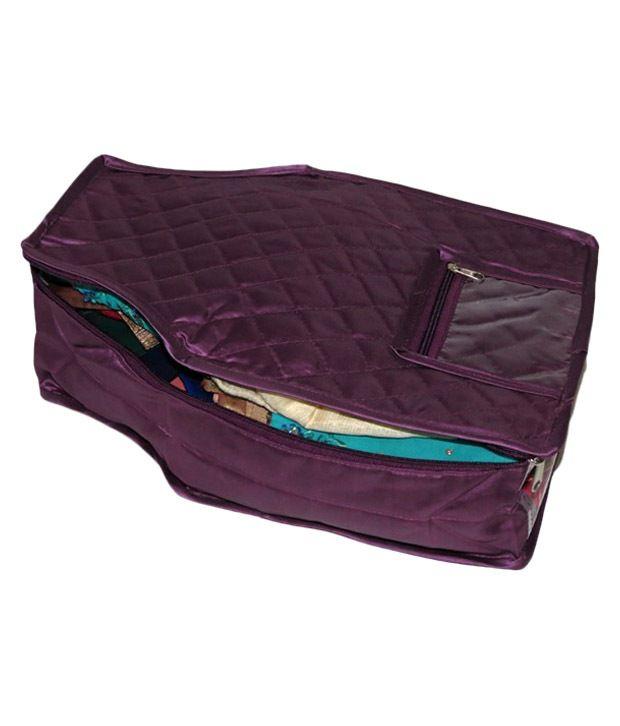 Addyz Purple Utility Bag