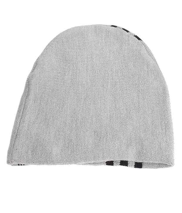 8643a60b987 Adidas Gray Woollen Cap For Men Adidas Gray Woollen Cap For Men ...