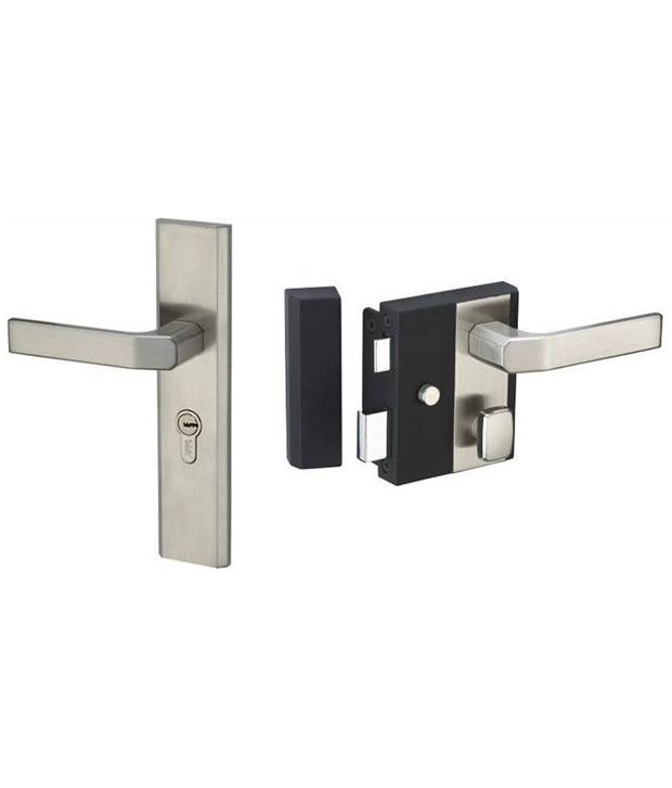 Yale Rim Lock With Mortise Handle