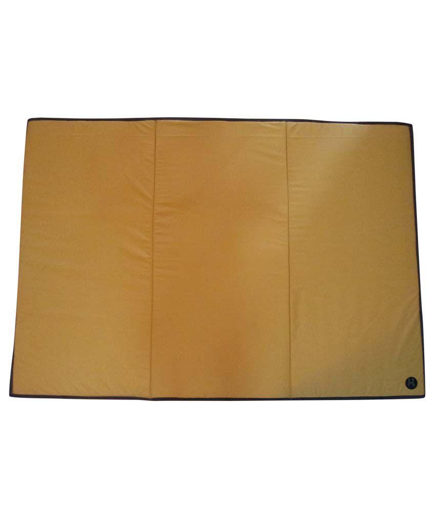 hi living brown cotton plain floor mats set of 5 buy. Black Bedroom Furniture Sets. Home Design Ideas