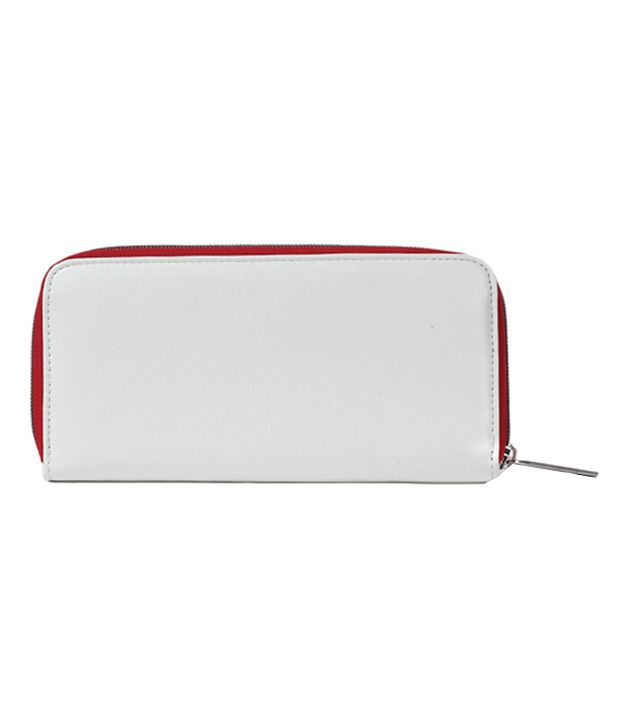 d446ef4273 Puma Ferrari Non Leather White Women Formal Wallet: Buy Online at ...