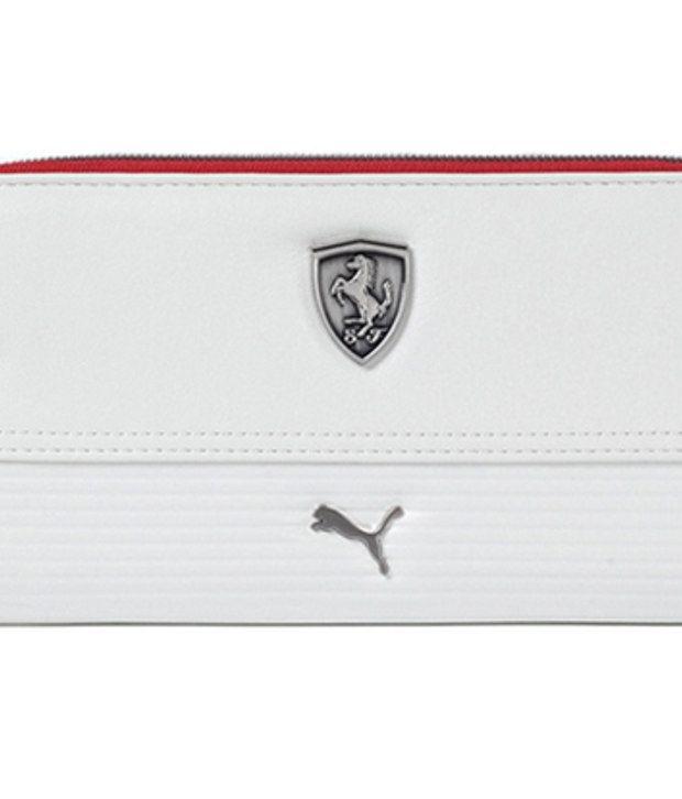 Puma Ferrari Hvit Lommebok tYfla
