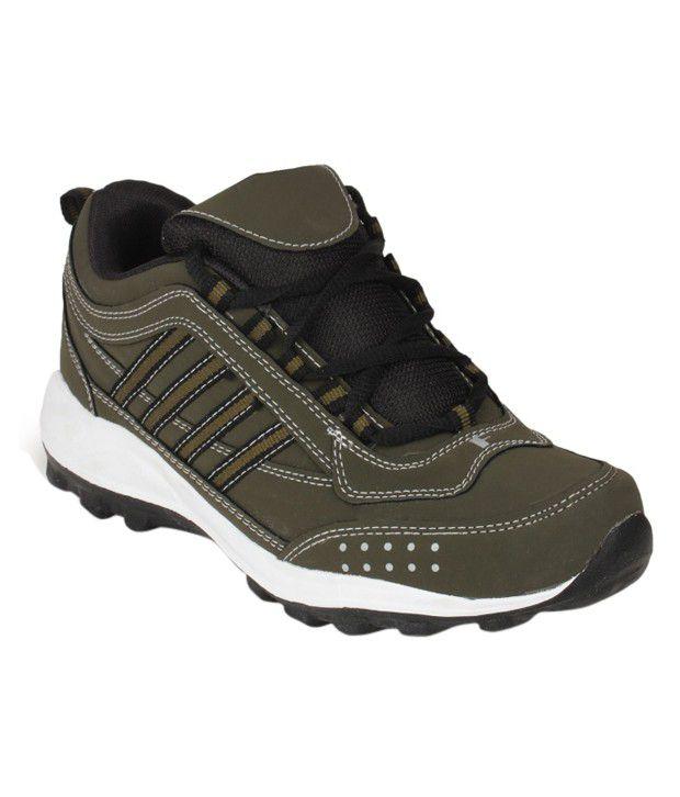 11e Green Sports Shoes