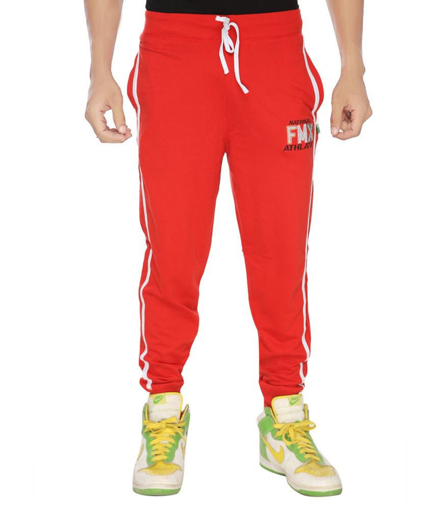 Filmax Originals Red Blend Trackpant