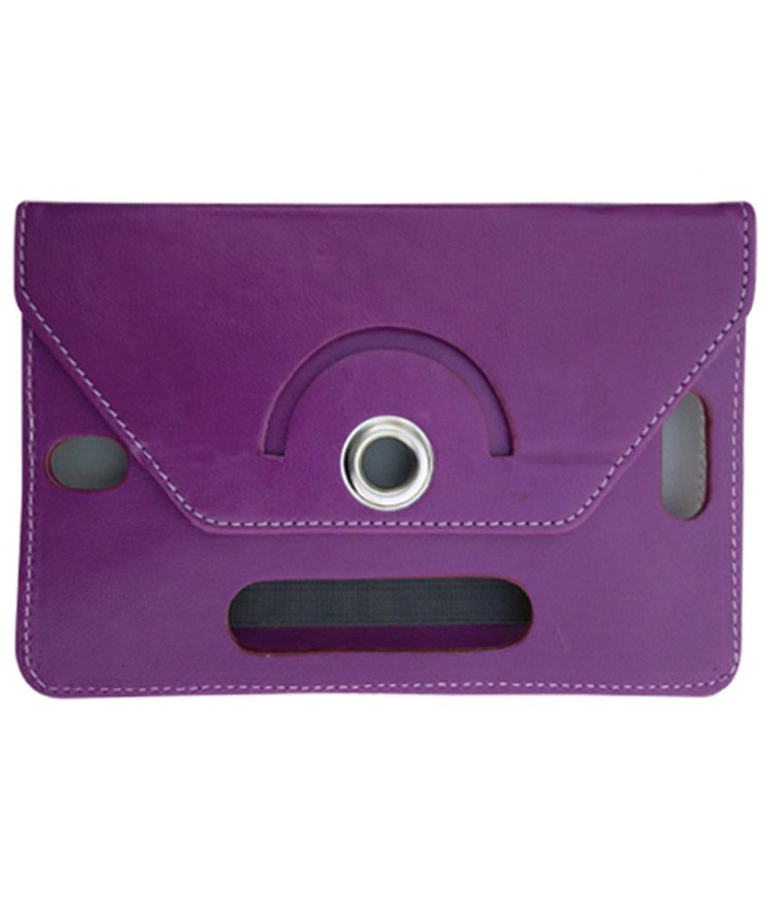 Fastway Flip Cover For Reliance 3g tab V9A-Purple
