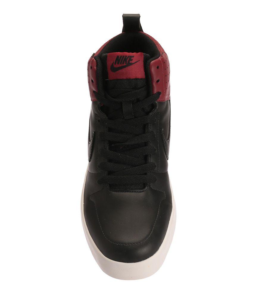 ... Nike Black Sneaker Shoes ...