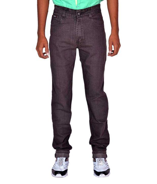 Spirit Brown Regular Fit Jeans
