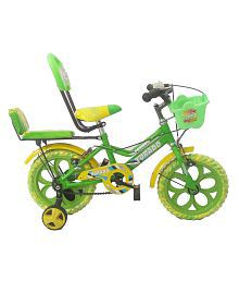 Torado stitch 14T DS Green Kids Bicycle for Ages : 3-5 years