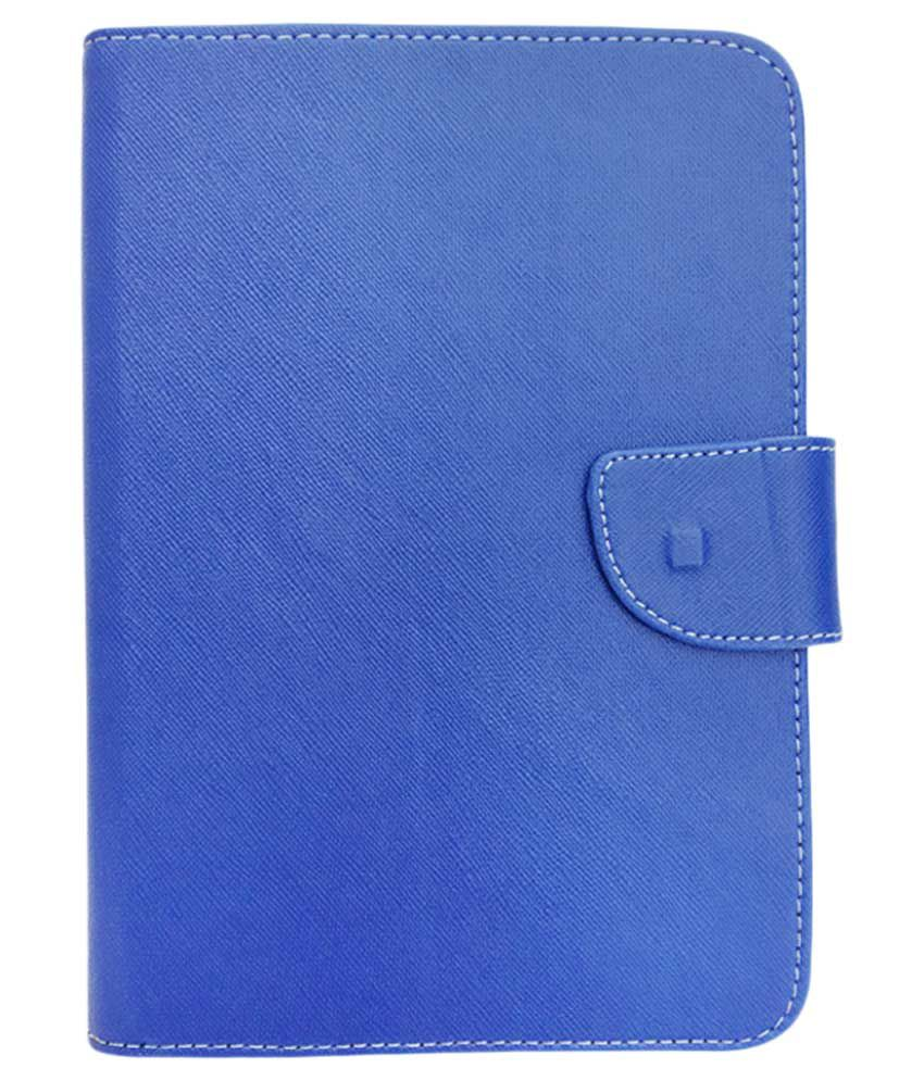 Fastway Flip Cover for BLU Touch Book 7.0 - Blue