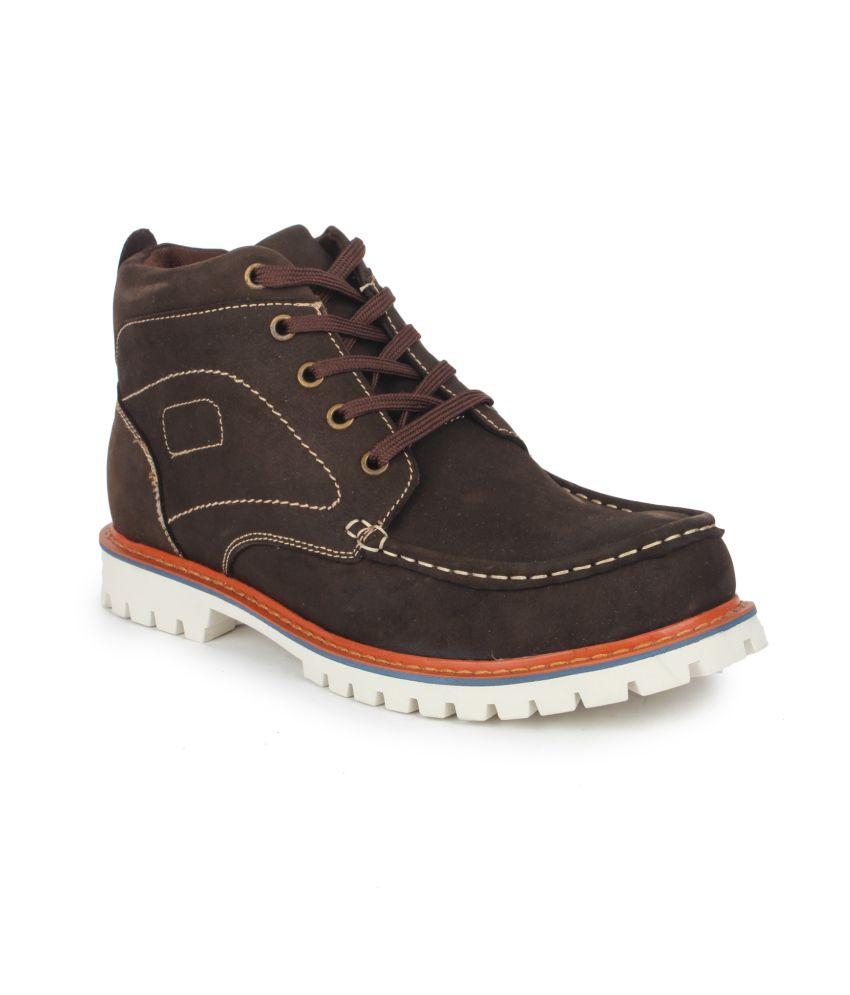 Delchi Brown Boots