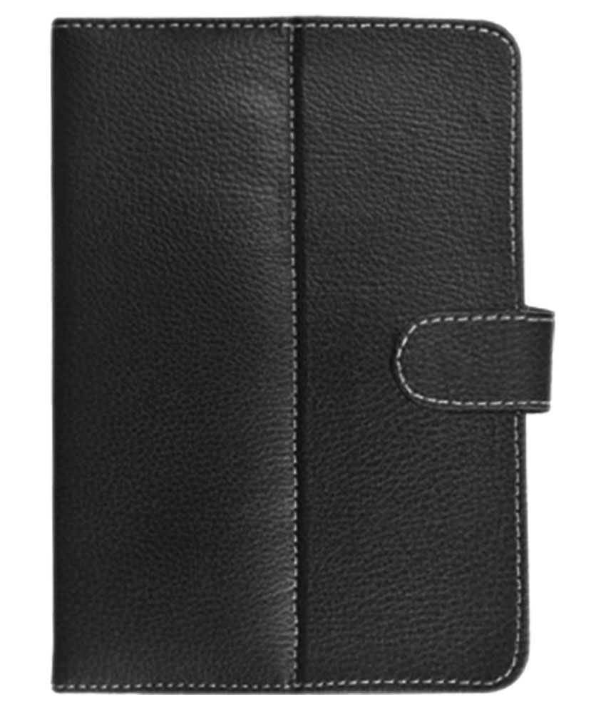 Fastway Flip Cover For Samsung Galaxy Tab P6200, P6210 - Black