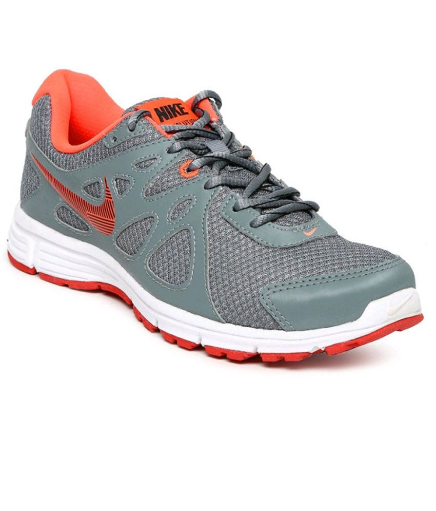 nike gray sports shoes available at snapdeal for rs 3250