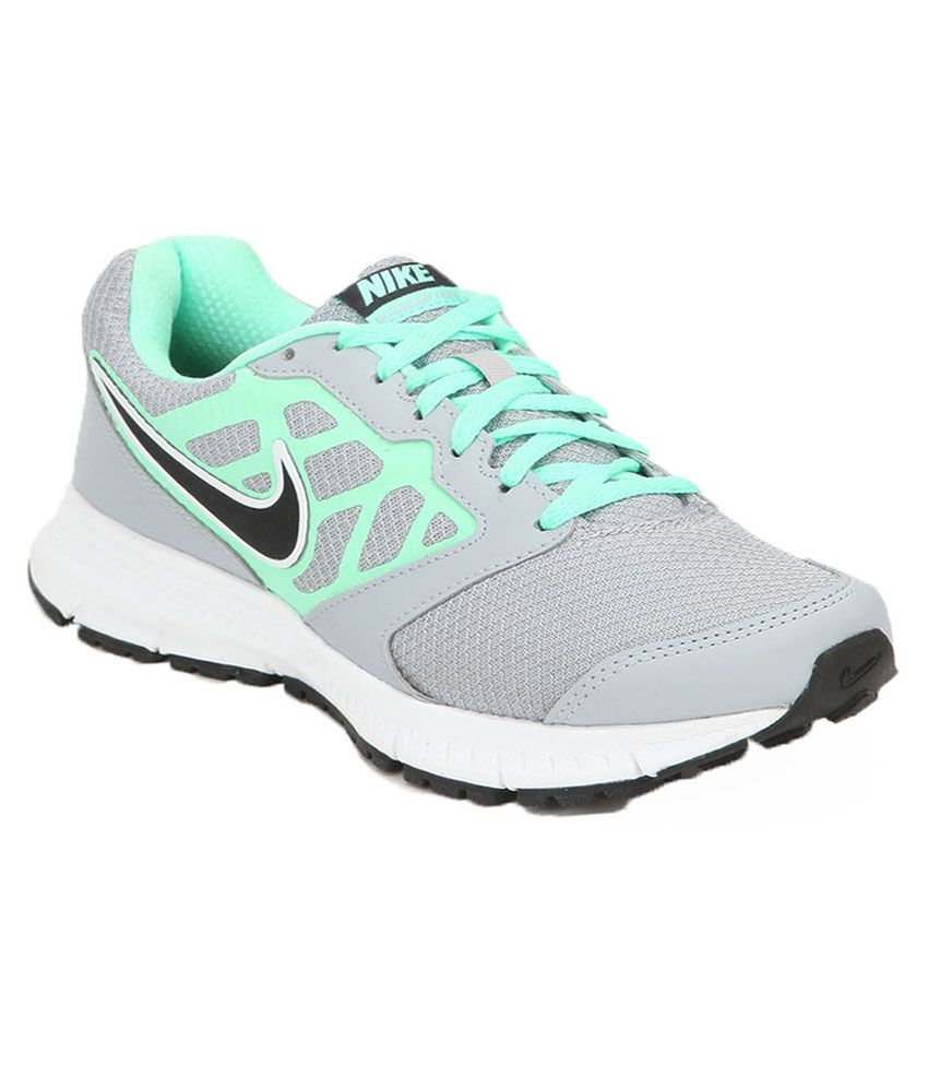 28612bccc24e9 Nike Downshifter 6 MSL Grey Running Shoes Price in India- Buy Nike  Downshifter 6 MSL Grey Running Shoes Online at Snapdeal