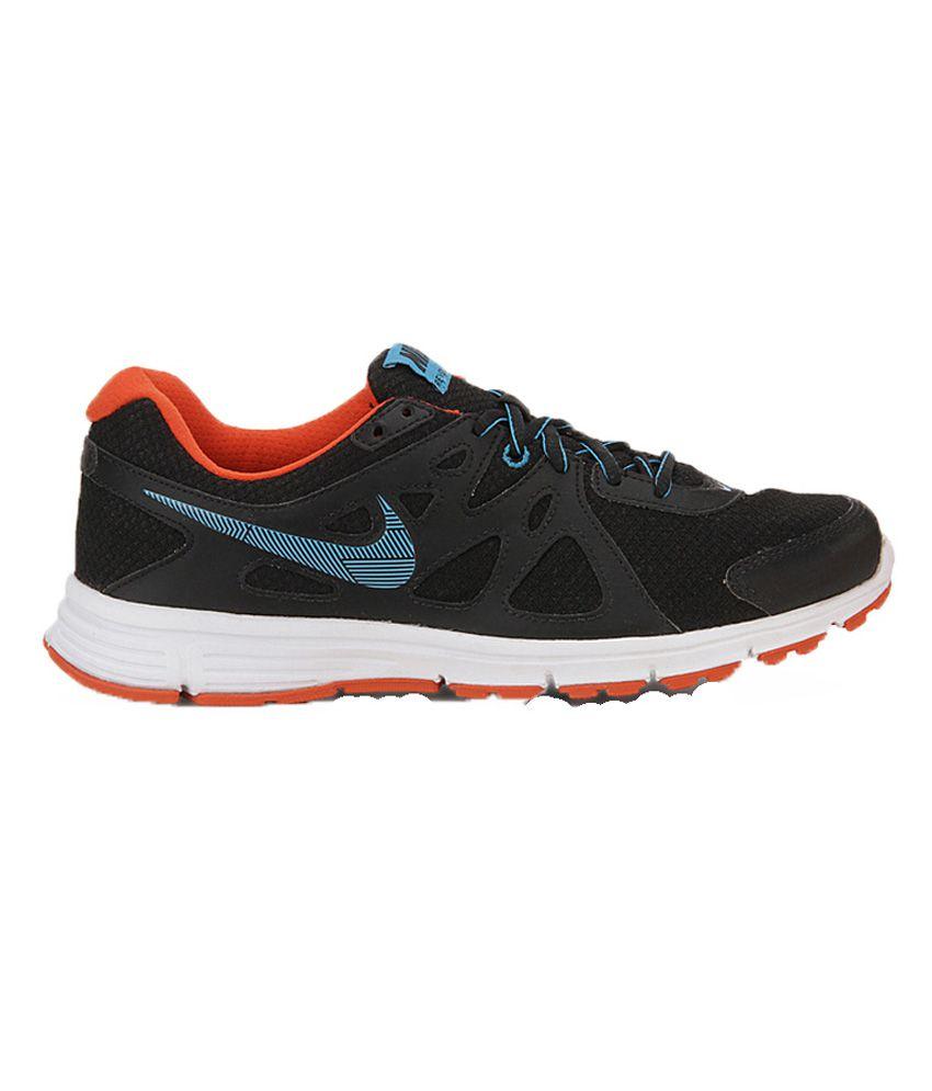 Nike Revolution 2 Msl Black Running Shoes Art N554954057