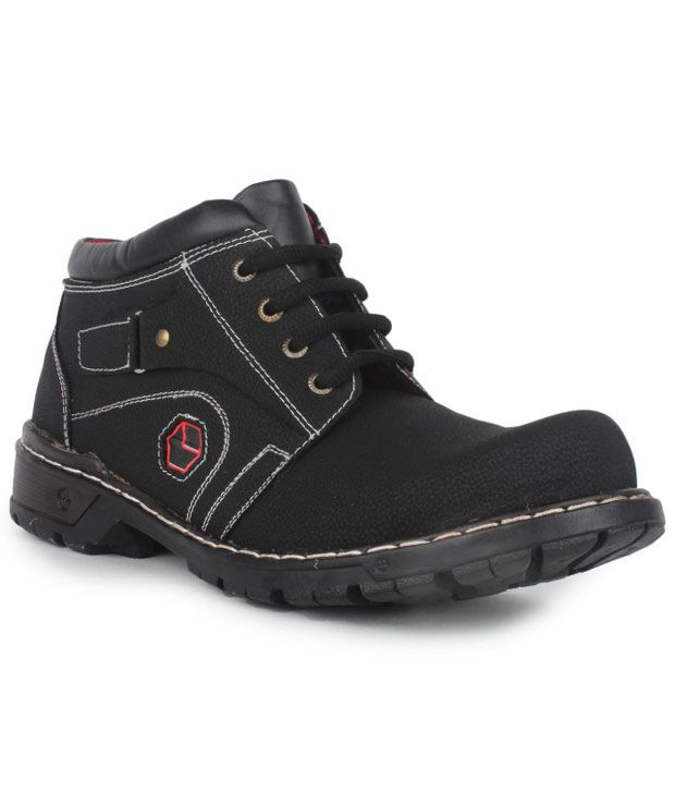 Beonza Black Boots