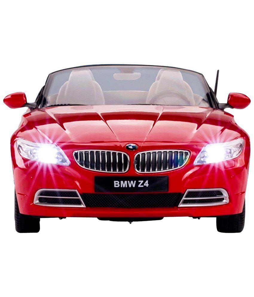 Bmw Z4 Red: Delia Baby Radio Remote Control Red 1:12 BMW Z4 Model Car