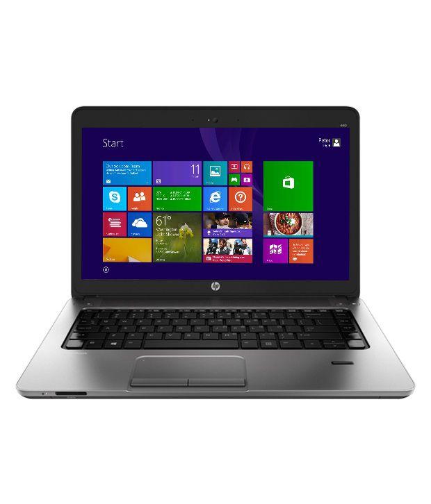 HP ProBook 440 G2 Notebook (L9S58PA) (5th Gen Intel Core i3- 4GB ...