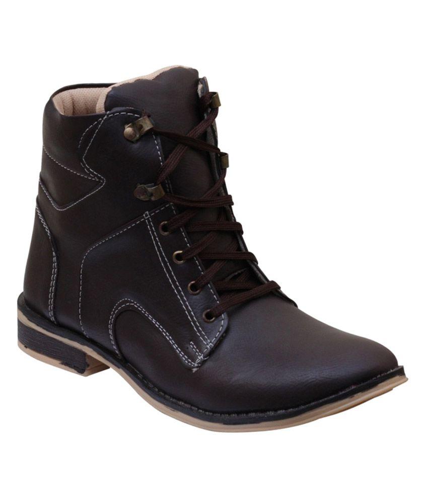 Fostelo Brown Boots