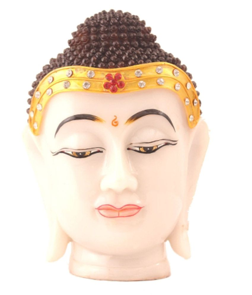 Indian Decor Company Budha Face Showpiece Buy Indian Decor Company