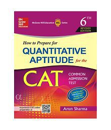 How To Prepare For Quantitative Aptitude For The Cat Paperback (English) 2014