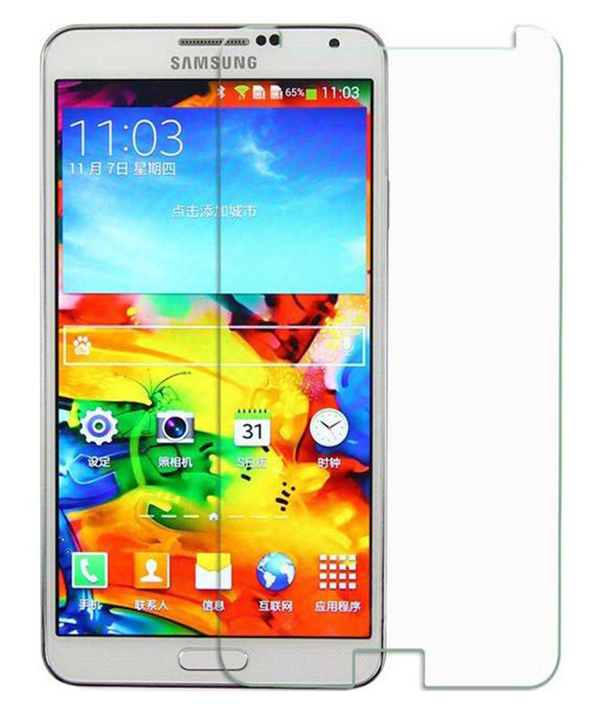 Incell Hd Tempered Glass Screen Guard For Galaxy S-7262